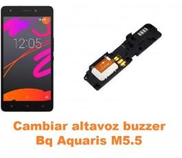 Cambiar altavoz buzzer Bq Aquaris M5.5