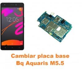 Cambiar placa base Bq Aquaris M5.5
