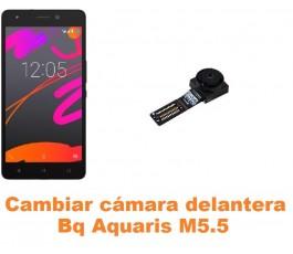 Cambiar cámara delantera Bq Aquaris M5.5