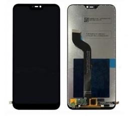 Pantalla completa táctil y lcd para Xiaomi Redmi 6 Pro y Mi A2 Lite negra