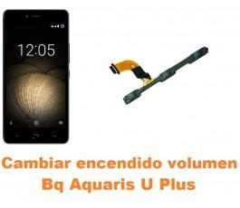 Cambiar encendido y volumen Bq Aquaris U Plus