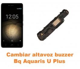 Cambiar altavoz buzzer Bq Aquaris U Plus