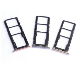 Porta tarjeta sim para Xiaomi Redmi S2 y Redmi Y2 dorado
