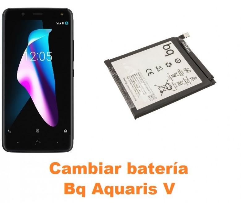 Cambiar batería Bq Aquaris V