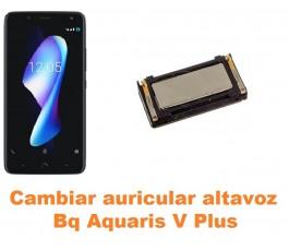 Cambiar auricular altavoz Bq Aquaris V Plus
