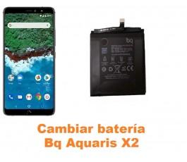 Cambiar batería Bq Aquaris X2