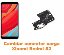 Cambiar conector carga Xiaomi Redmi S2