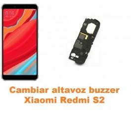 Cambiar altavoz buzzer Xiaomi Redmi S2