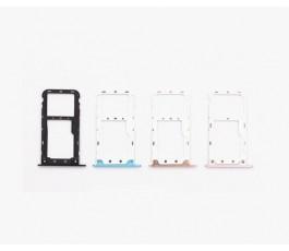 Porta tarjeta sim para Xiaomi Redmi 5 Plus rosa