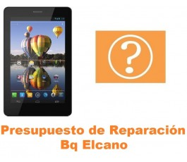 Presupuesto de reparación Bq Elcano