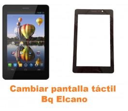 Cambiar pantalla táctil cristal Bq Elcano