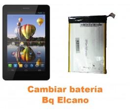 Cambiar batería Bq Elcano
