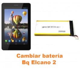 Cambiar batería Bq Elcano 2