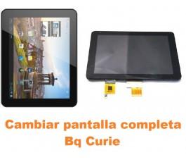 Cambiar pantalla completa Bq Curie