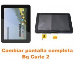 Cambiar pantalla completa Bq Curie 2