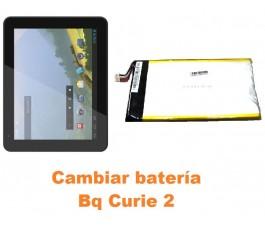 Cambiar batería Bq Curie 2