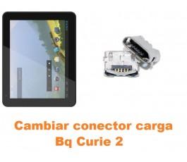 Cambiar conector carga Bq Curie 2
