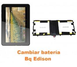 Cambiar batería Bq Edison