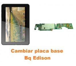 Cambiar placa base Bq Edison