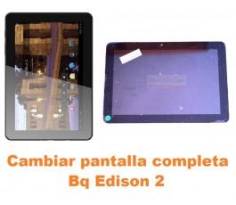 Cambiar pantalla completa Bq Edison 2