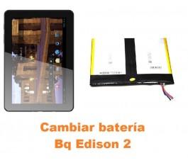 Cambiar batería Bq Edison 2