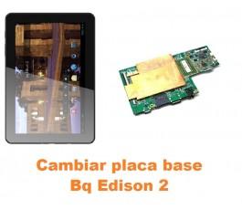 Cambiar placa base Bq Edison 2