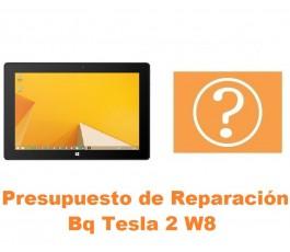 Presupuesto de reparación Bq Tesla 2 W8