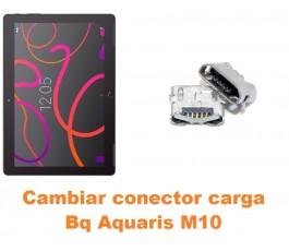 Cambiar conector carga Bq Aquaris M10