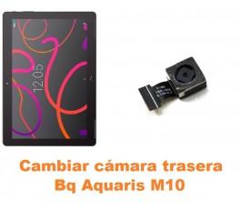Cambiar cámara trasera Bq Aquaris M10