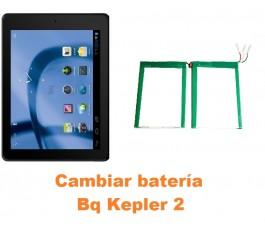 Cambiar batería Bq Kepler 2