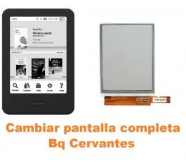 Cambiar pantalla completa Bq Cervantes