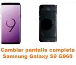 Cambiar pantalla completa Samsung Galaxy S9 G960