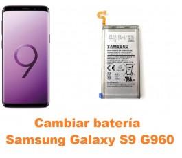 Cambiar batería Samsung Galaxy S9 G960