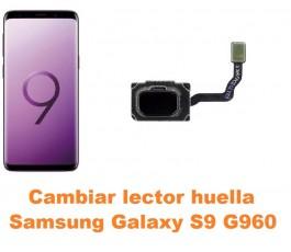 Cambiar lector huella Samsung Galaxy S9 G960