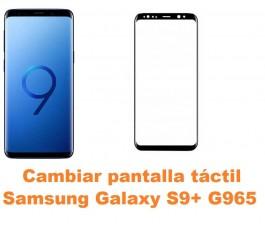 Cambiar pantalla táctil cristal Samsung Galaxy S9 Plus G965