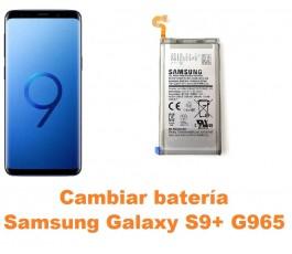 Cambiar batería Samsung Galaxy S9 Plus G965