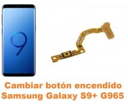 Cambiar botón encendido Samsung Galaxy S9 Plus G965