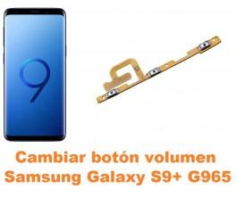 Cambiar botón volumen Samsung Galaxy S9 Plus G965