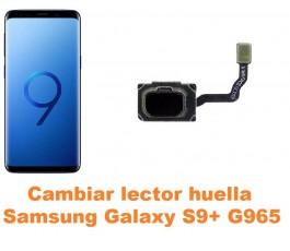 Cambiar lector huella Samsung Galaxy S9 Plus G965