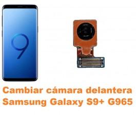 Cambiar cámara delantera Samsung Galaxy S9 Plus G965