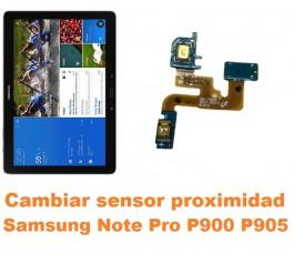Cambiar sensor proximidad Samsung Note Pro 12.2 P900 P905