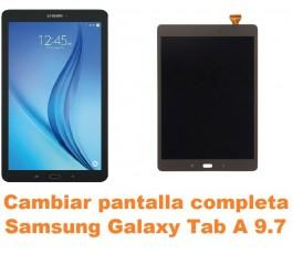 Cambiar pantalla completa Samsung Tab A 9.7 T550 T551 T555