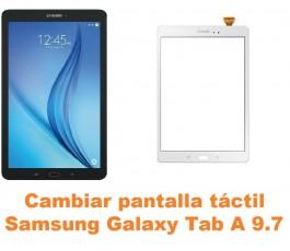 Cambiar pantalla táctil cristal Samsung Tab A 9.7 T550 T551 T555