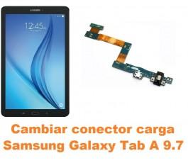 Cambiar conector carga Samsung Tab A 9.7 T550 T551 T555