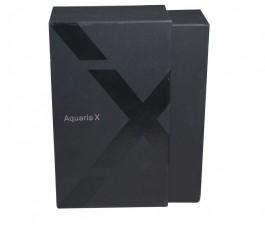 Caja vacia para Bq Aquaris X