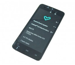 Pantalla completa con marco para Energy Sistem Phone Neo 2 negra original