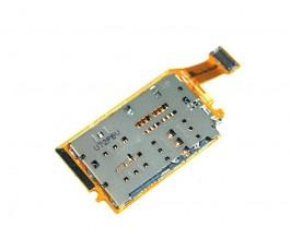 Flex lector microSD para Samsung Galaxy Tab S3 T820 SM-T820 original
