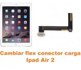 Cambiar conector carga Ipad Air 2