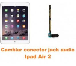 Cambiar conector jack Ipad Air 2