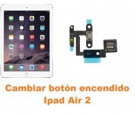 Cambiar botón encendido Ipad Air 2